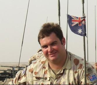Sven Thompson - Young Veterans